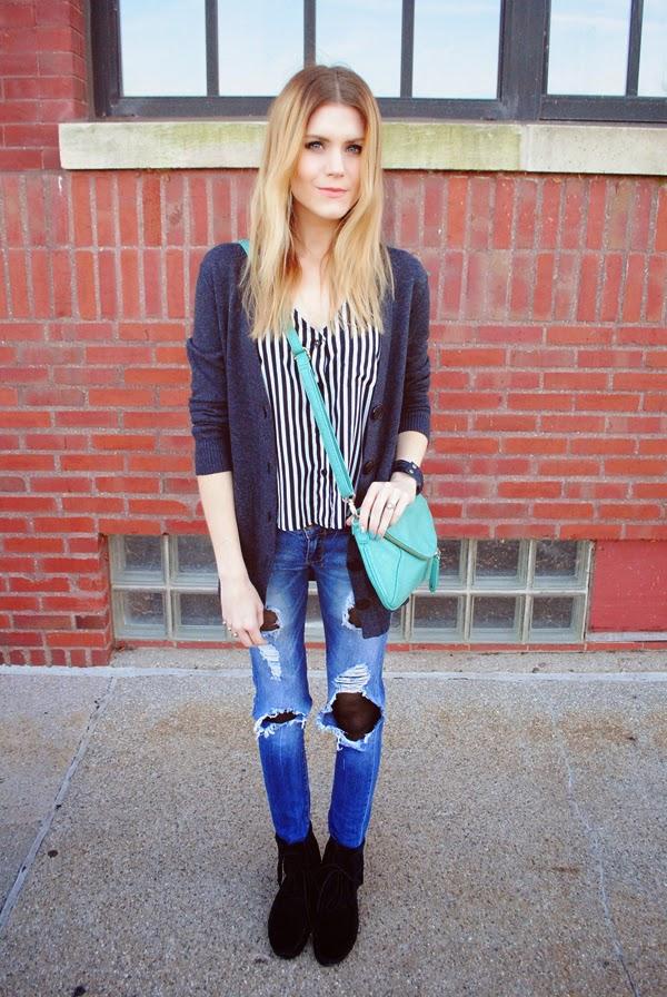 Blair pantyhose jeans