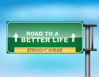 Hidup ke arah lebih baik