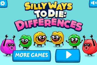 Silly Ways to Die Differences Adventure Online Game