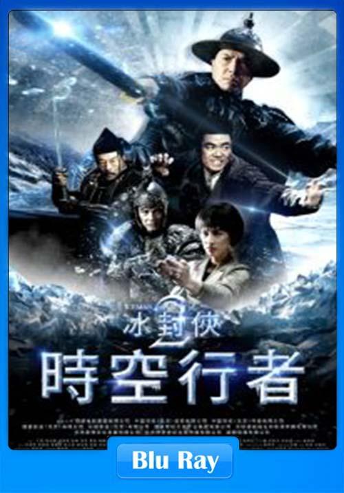 Iceman The Time Traveller 2018 720p BRRip x264 | 480p 300MB | 100MB HEVC Poster
