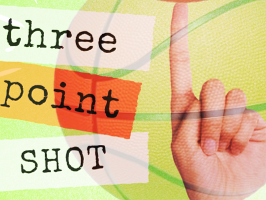 Three point shot di Martina Pirone | Presentazione