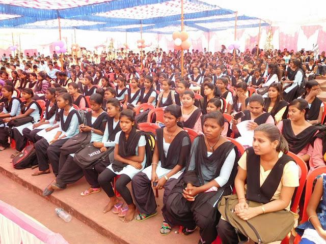 23 2nd Day Annual Function of Govt. College, Panposh, Rourkela. Guest   Padmashree Jitendriya Haripal