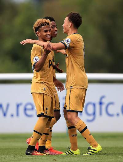 Marcus Edwards bags a double