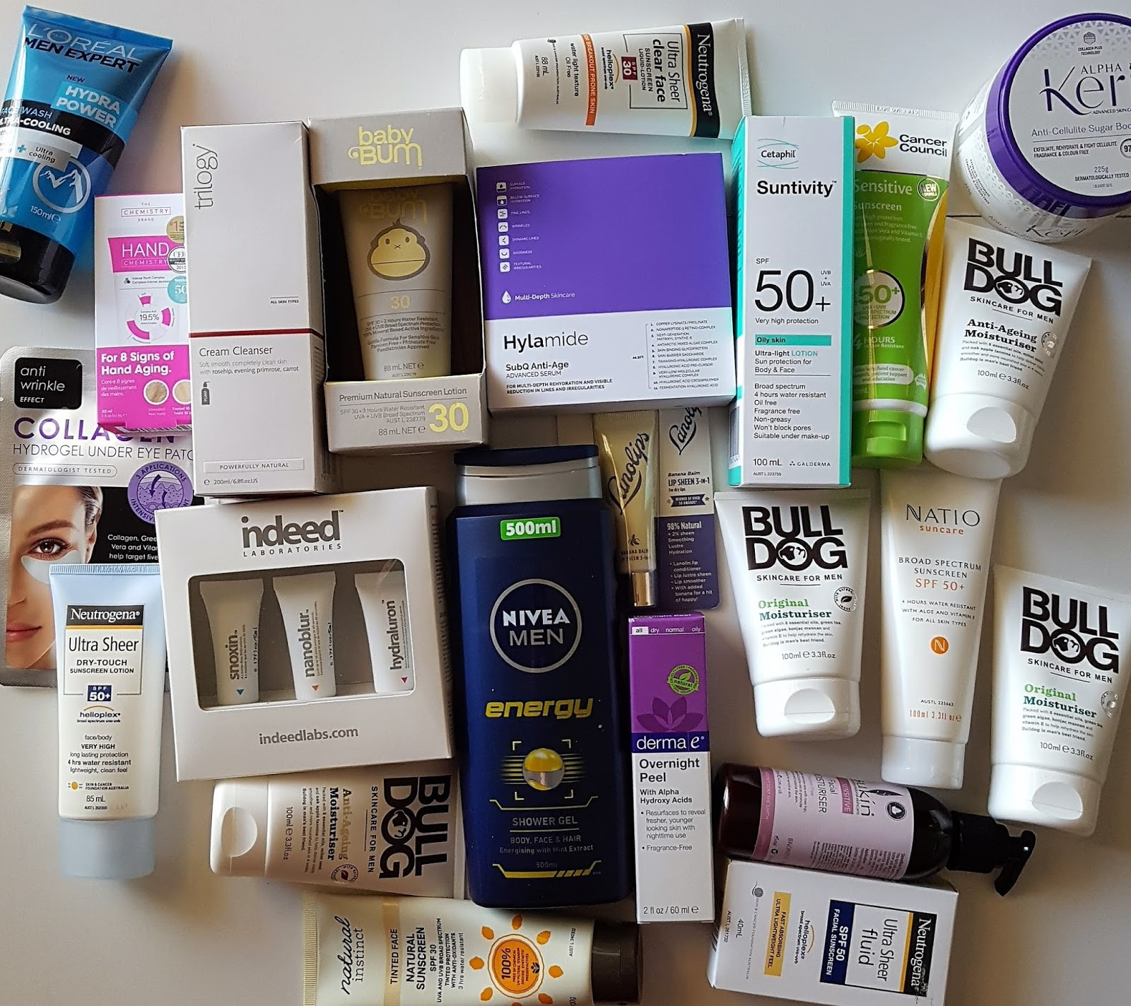 73a341d11b5 This is my biggest Priceline haul to date. Whilst it looks like a lot, when  I take away the sunscreen and Tiger's products, I really didn't buy much at  all.