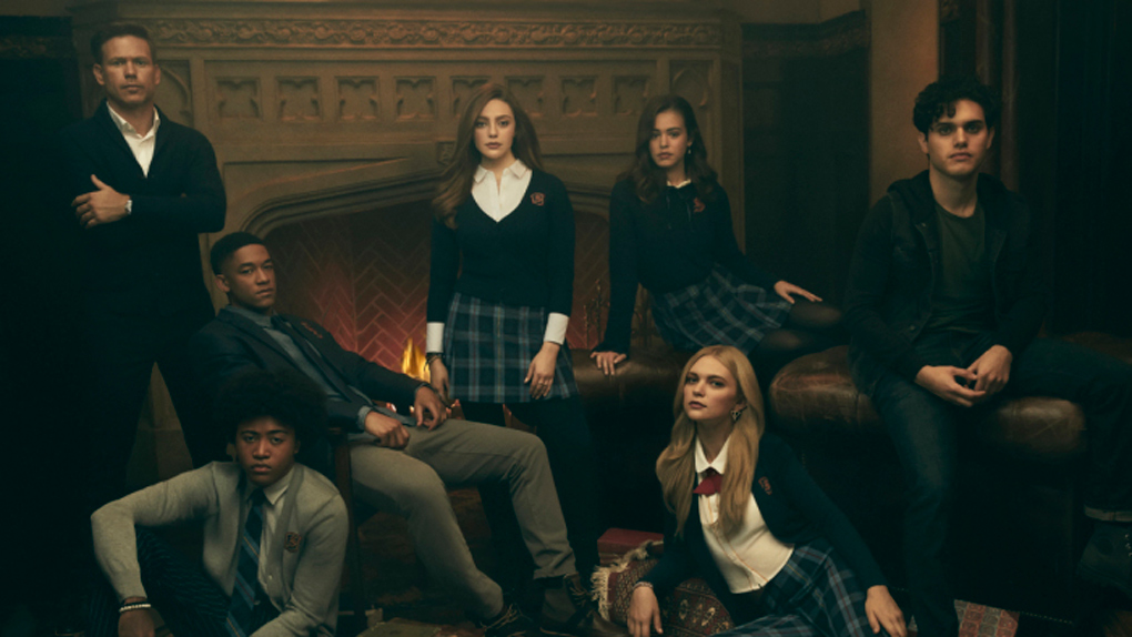 Legacies, Wampiry dziedzictwo, Julie Plec, The Originals, The Vampire Diaries, spin-off, serial, recenzja, HBO GO, The CW, Hope Mikaelson