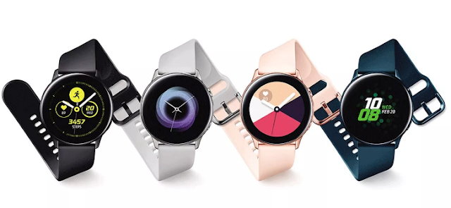 Samsung Galaxy Watch Active Official