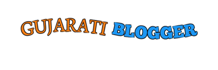 Gujarati blogger