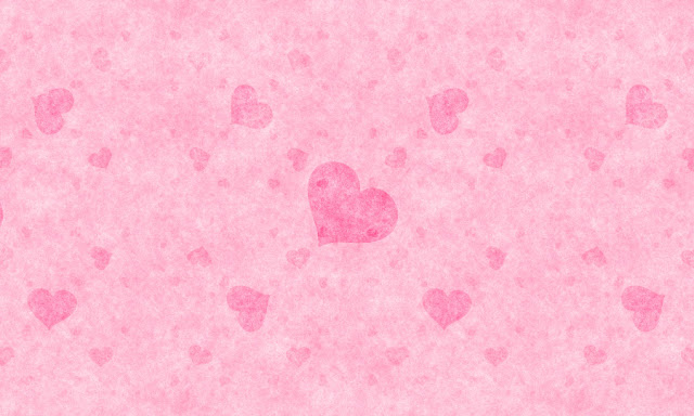 Free All My Hearts Patterns for Photoshop and Elements