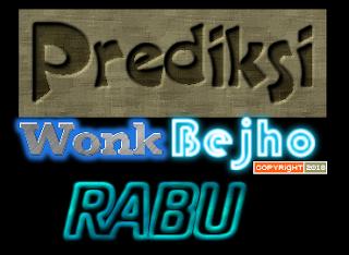 Prediksi Wonk Bejho