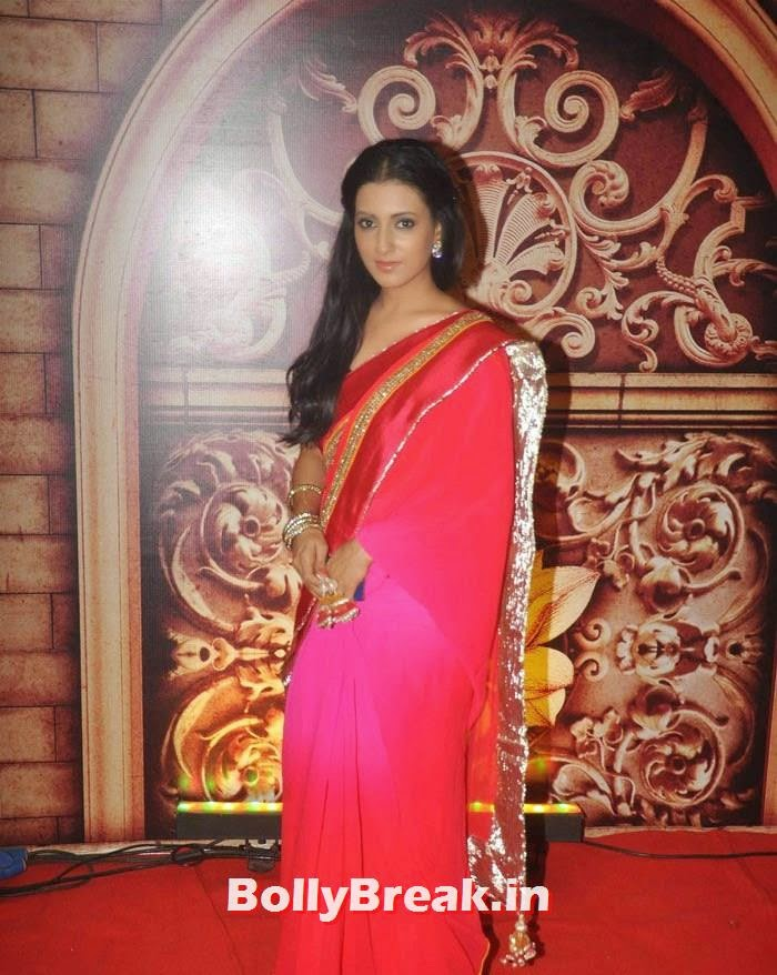 Additi Gupta, Zee Rishtey Awards 2014 Photo Gallery