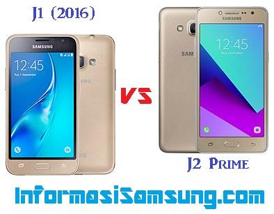Galaxy J1 (2016) vs J2 Prime Harga dan Spesifikasi