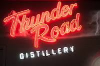 Thunder Road Distillery in the Smokies