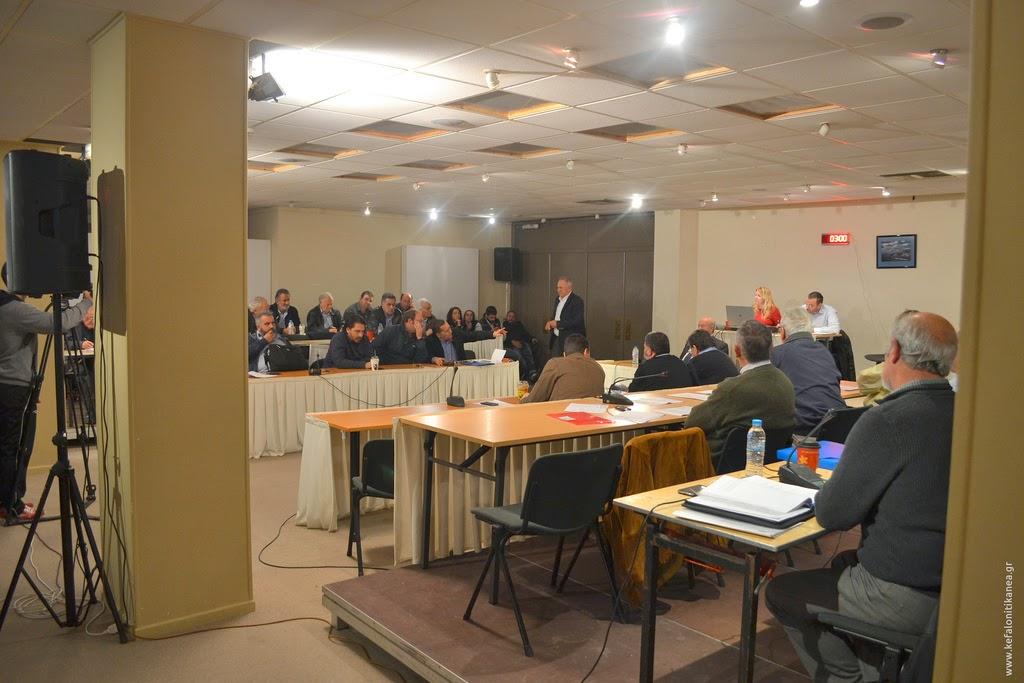 Αποτέλεσμα εικόνας για δημοτικό συμβούλιο site:kefalonitikanea.gr