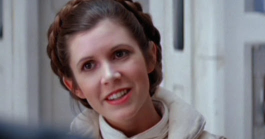 Rest in Peace, Carrie Fisher