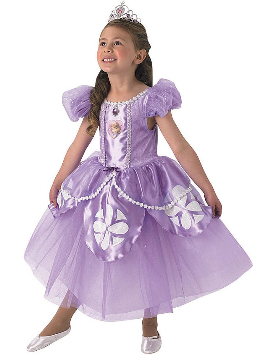 dc11f8fff3da vestito principessa sofia amazon