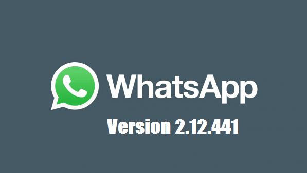 اخر اصدار من تطبيق واتس اب بمجموعة كبيرة من الوجوه التعبيرية Emoji