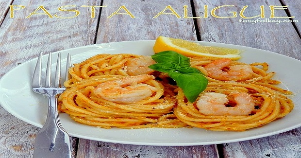 Pasta Aligue