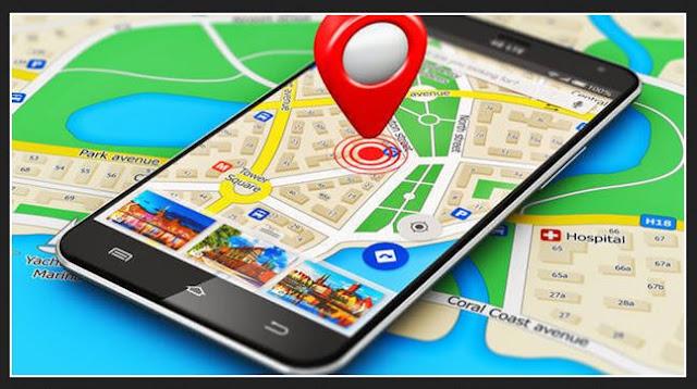 خدمة تصفح الخريطة جوجل ماب