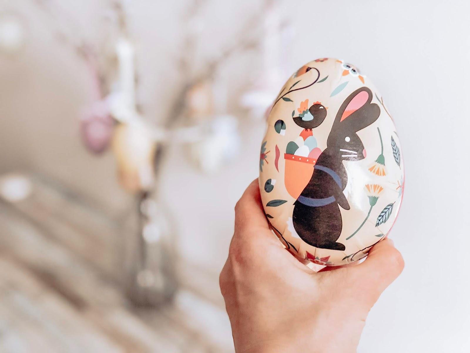 Pääsiäisyllätys ilman suklaaövereitä