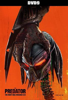 The Predator 2018 DVD9 R1 NTSC Latino
