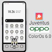 Tema Juventus untuk OPPO ColorOs V6.0
