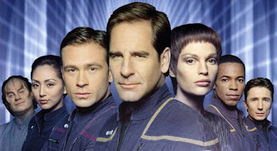 Star Trek Enterprise Season One Cast