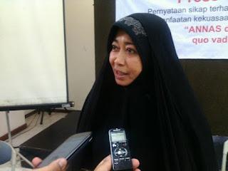 Menentang Hadits Nabi, Emilia Renita Bilang Azang Maghrib Bukan Panggilan untuk Berbuka Puasa