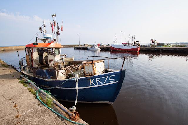 Porticciolo di Gasgard Fiskehamn-Isola di Oland