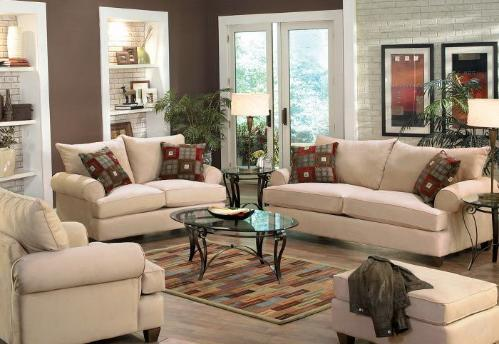 Decorate Apartment Living Room Cheap