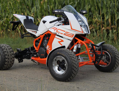 E.-ATV RACING 1190 RC8 R
