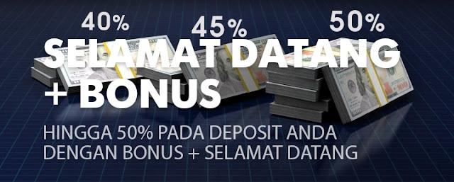 Bonus Deposit Forex