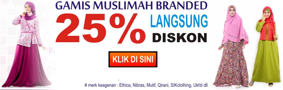 Kios Baju Muslimah