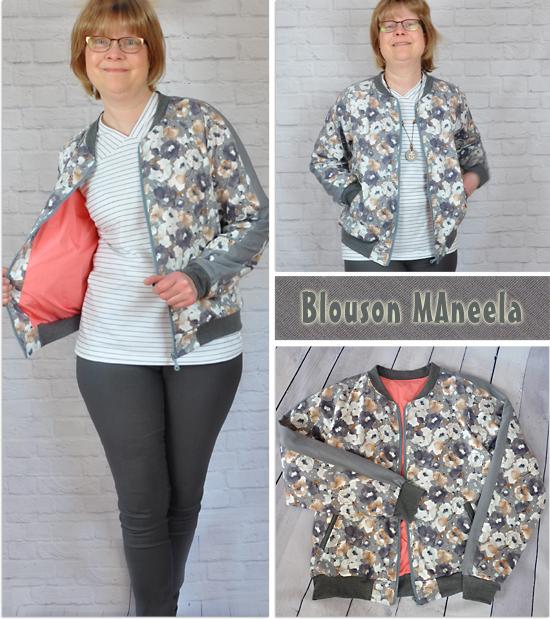 Blouson MAneela by Kibadoo