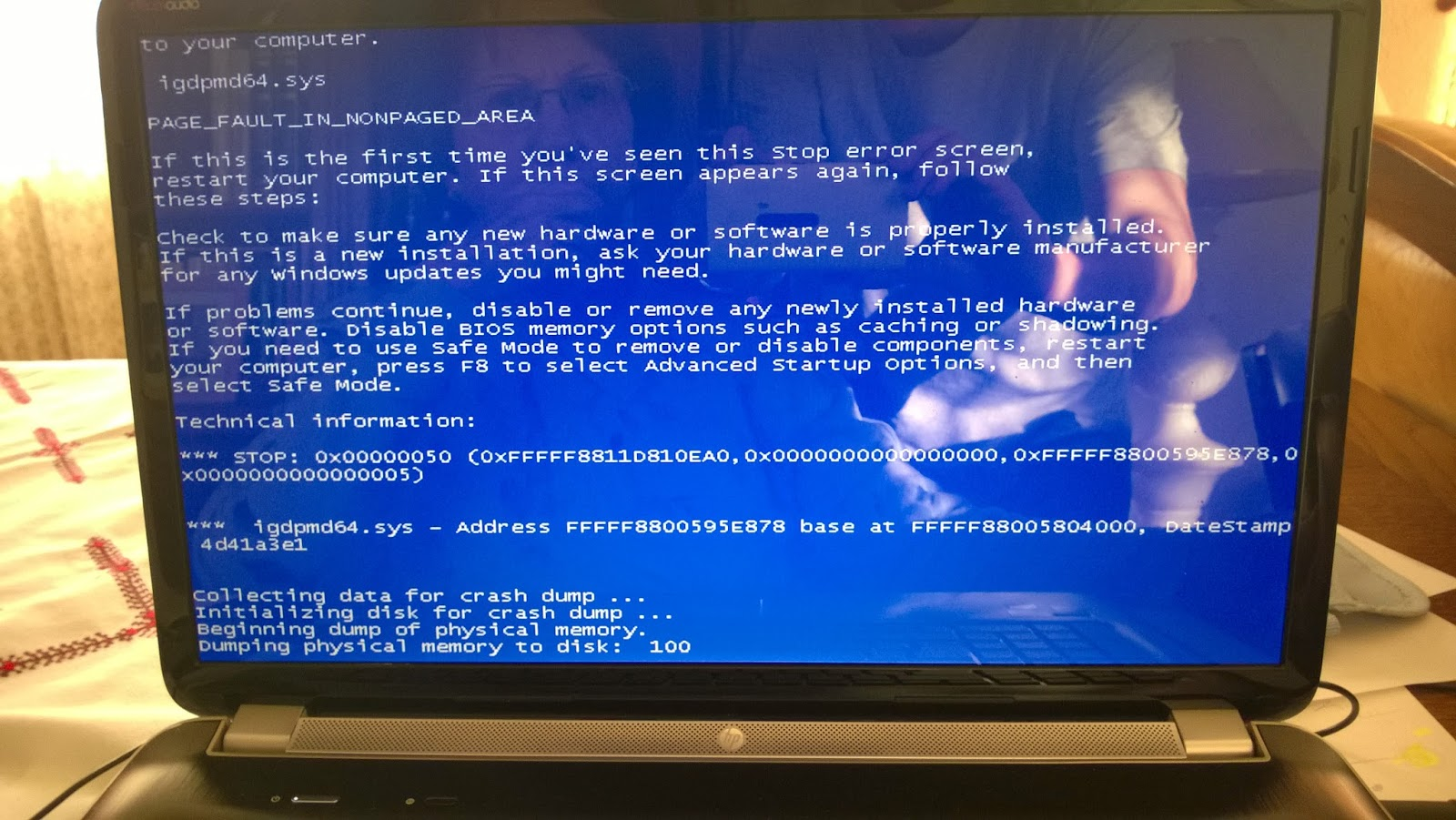 حل مشكلة الشاشة الزرقاء بكل سهولة الحل الشامل و الاكيد
