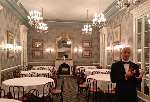 Arnaud's New Orleans Private Dining Room