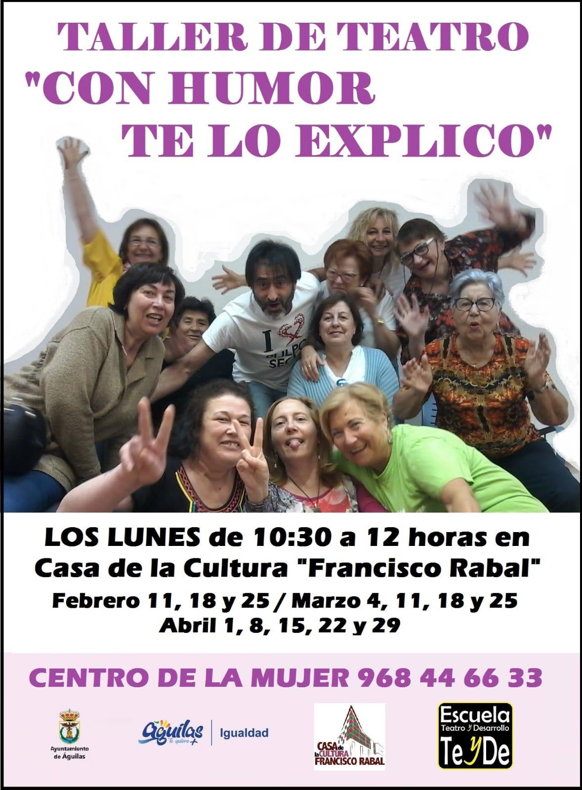 Centro Municipal De La Mujer Ayuntamiento De águilas