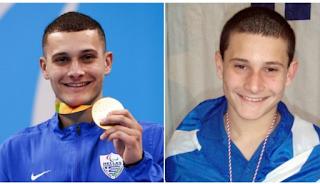 Ο Δημοσθένης Μιχαλεντζάκης έκανε Παγκόσμιο Ρεκόρ στην Κολύμβηση ΑμεΑ και μας έκανε υπερήφανους!!!