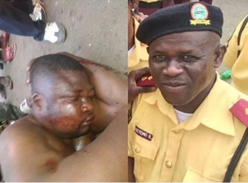 FSARS officer who killed LASTMA official dies after being beaten by mob