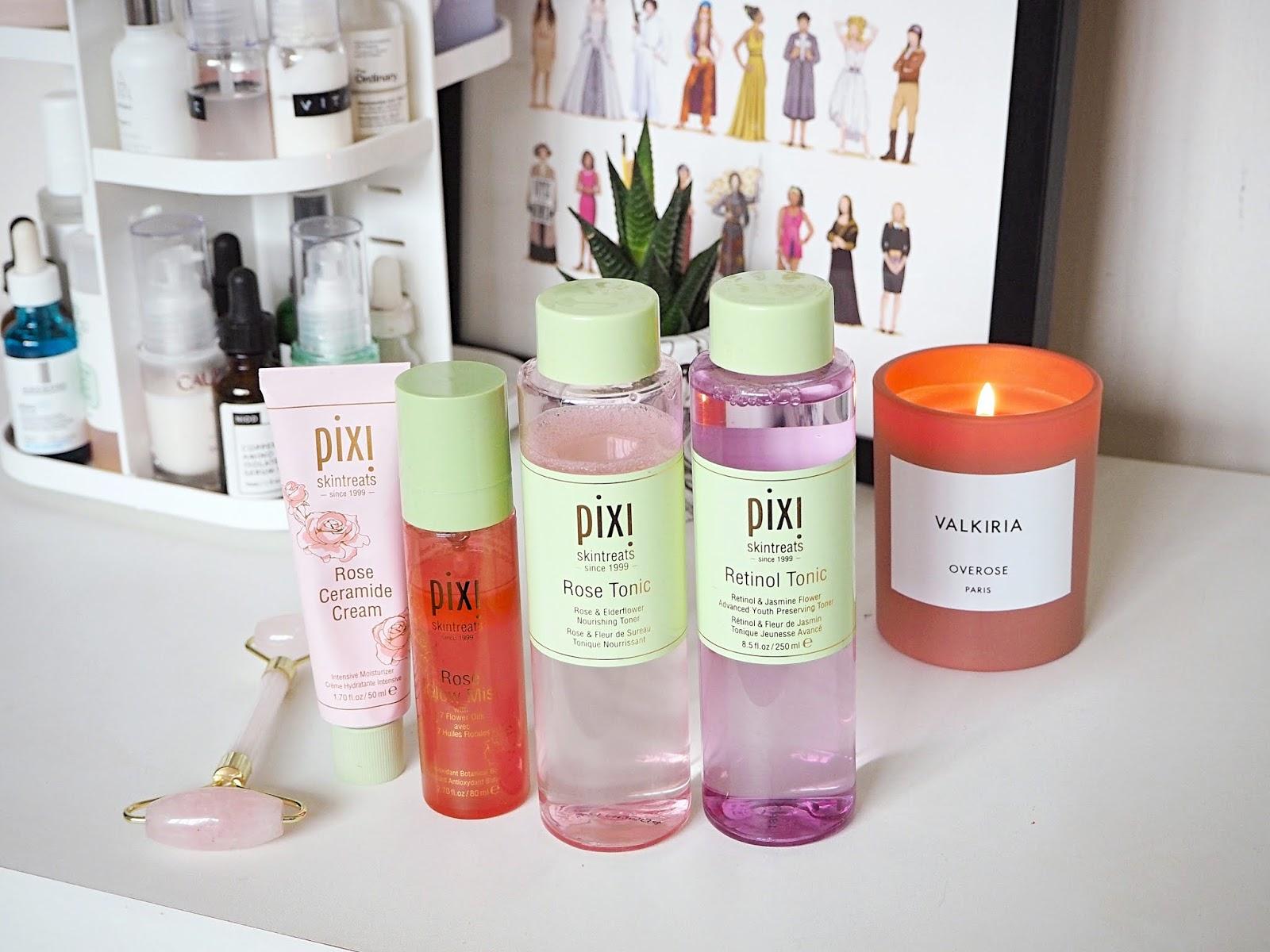 Pixi Beauty's Latest Skincare Additions | Jasmine Talks Beauty