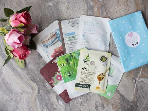 Koreansheetmask.de // 7 Day Sheet Mask Challenge