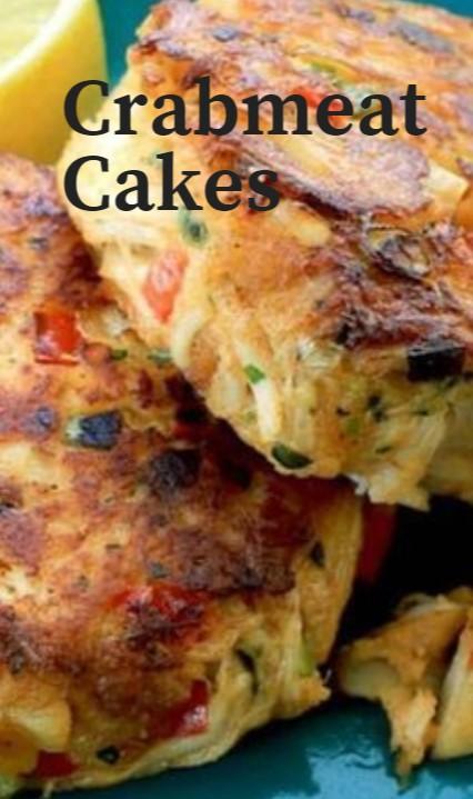 Crabmeat Cakes