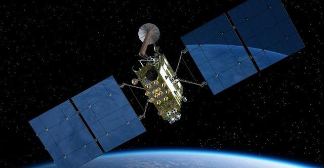A GLONASS satellite. Credit: Roscosmos