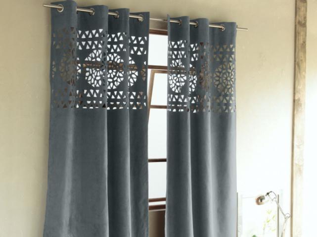 rideaux originaux zakelijksportnetwerkoost. Black Bedroom Furniture Sets. Home Design Ideas