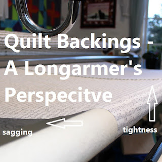 QUILT BACKING-LONGARM QUILTING-QUILT TUTORIALS-HOW TO QUILT