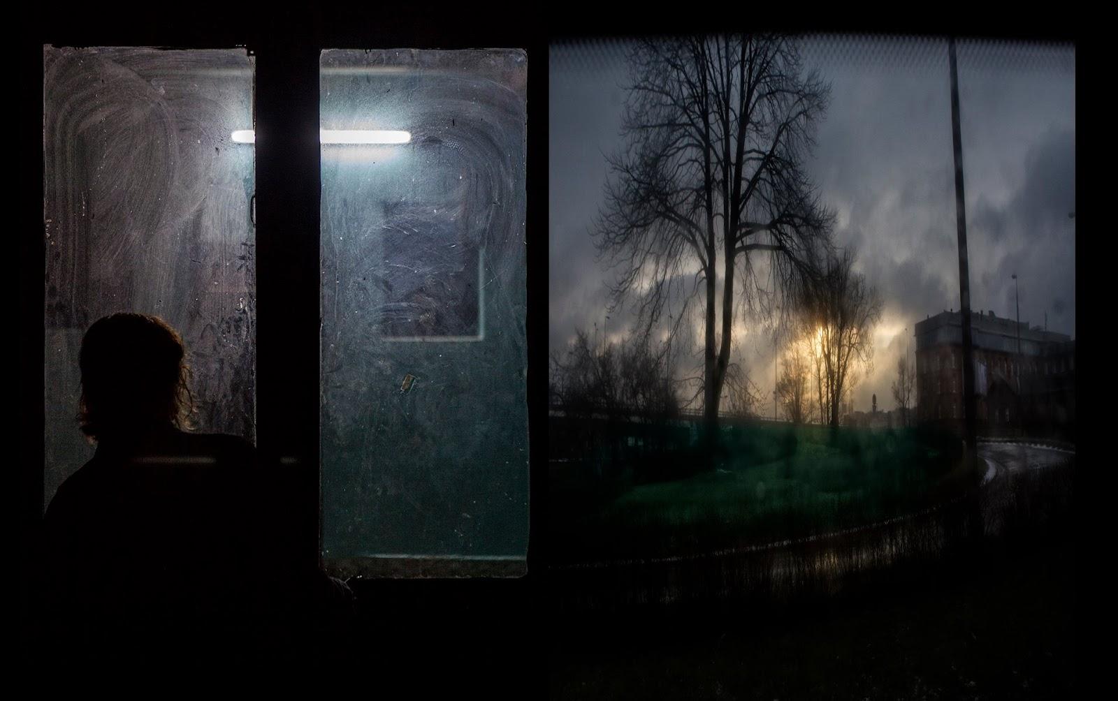 El espejo con memoria reflexiones de un fot grafo for Espejo unidireccional psicologia
