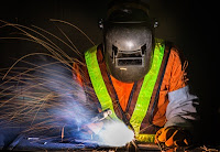 welding heat treating