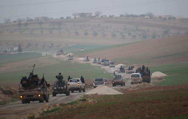 ثَلاثَةُ تَطوُّراتٍ تُحَدِّد مَصير الجبهة الجنوبيّة في سوريةعبد الباري عطوان