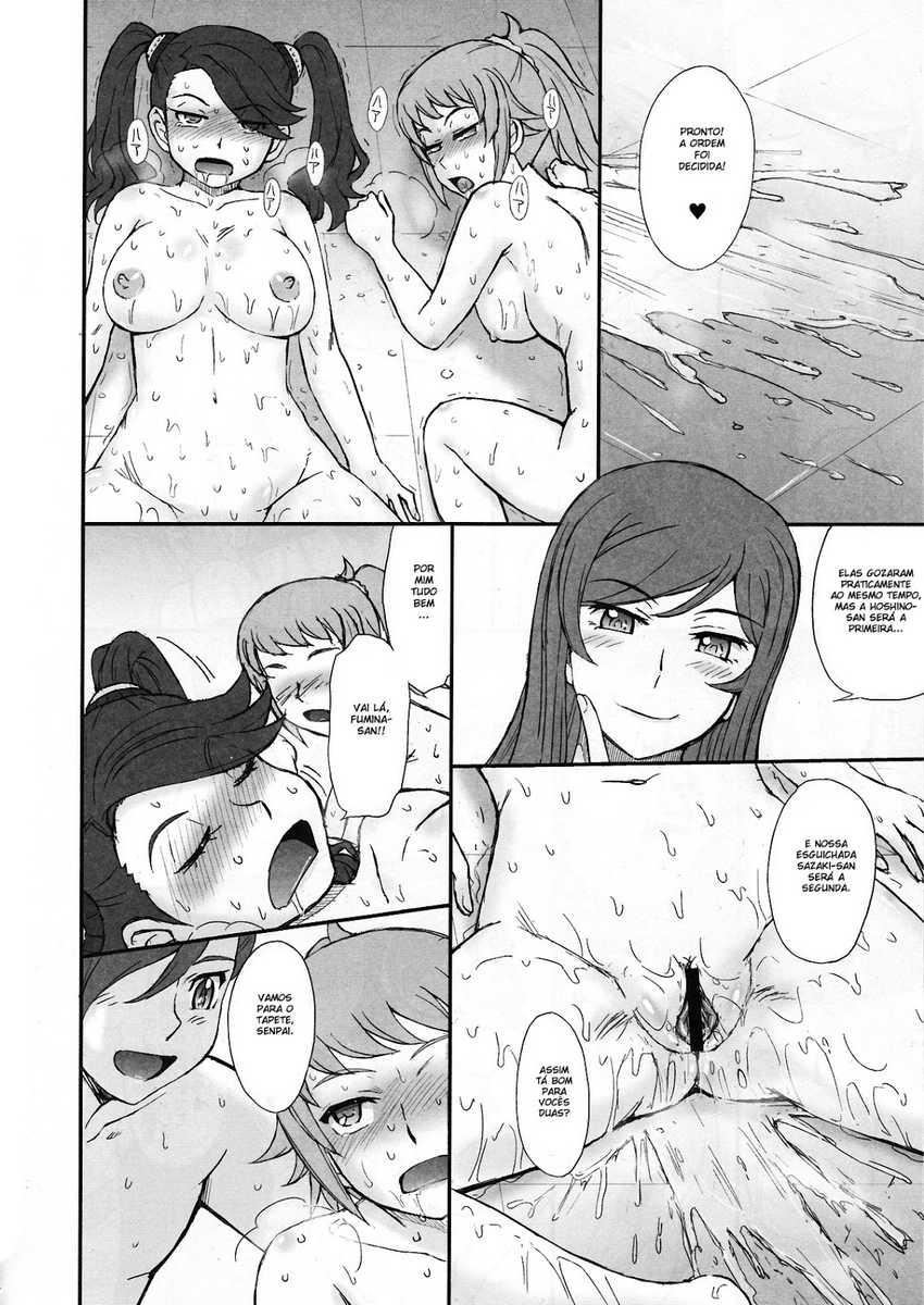 Hentai caindo em tentação