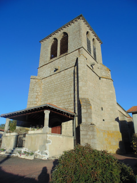 Eglise de Cezay