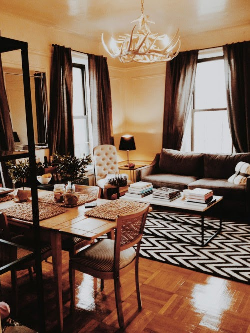 College prep on my radar - Brooklyn apartment interior design ...